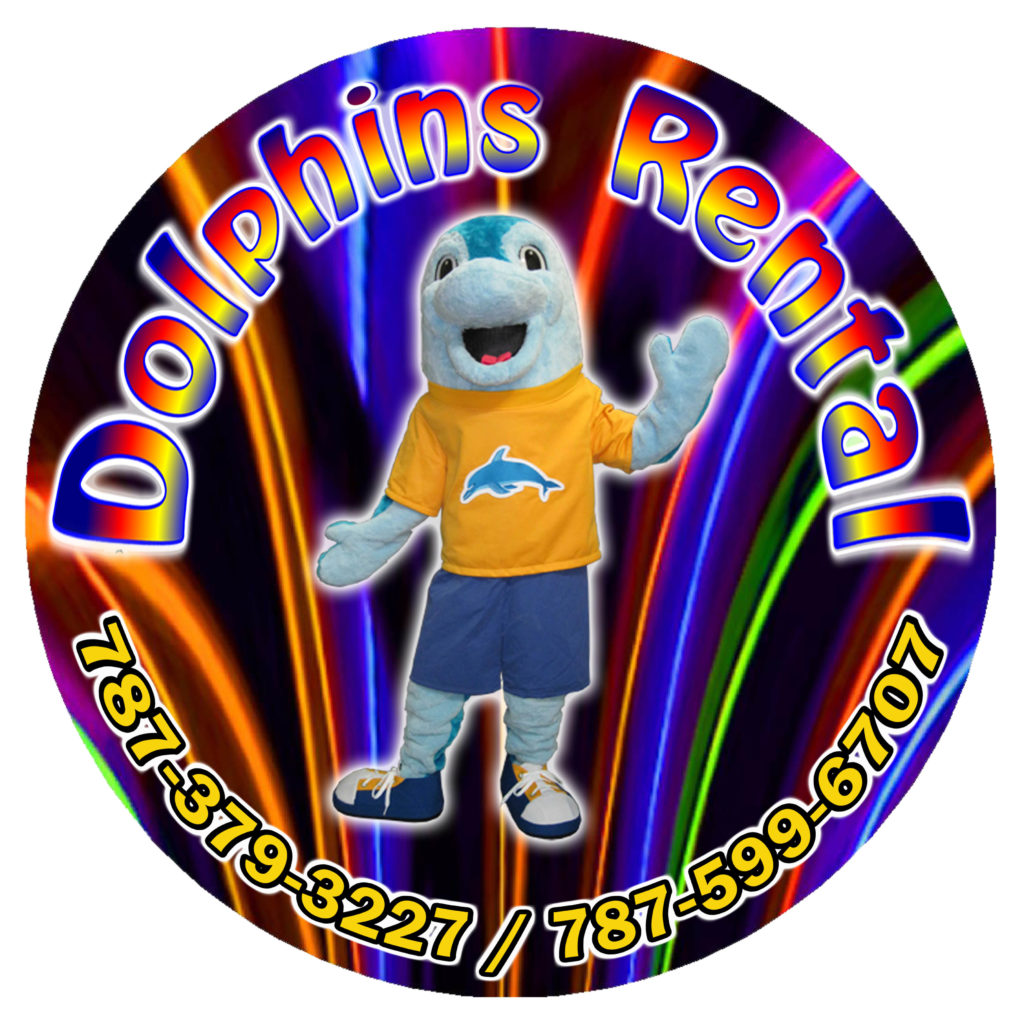 Dolphin Rental Sello Redondo